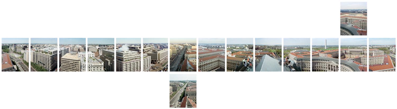 Washington DC Panorama