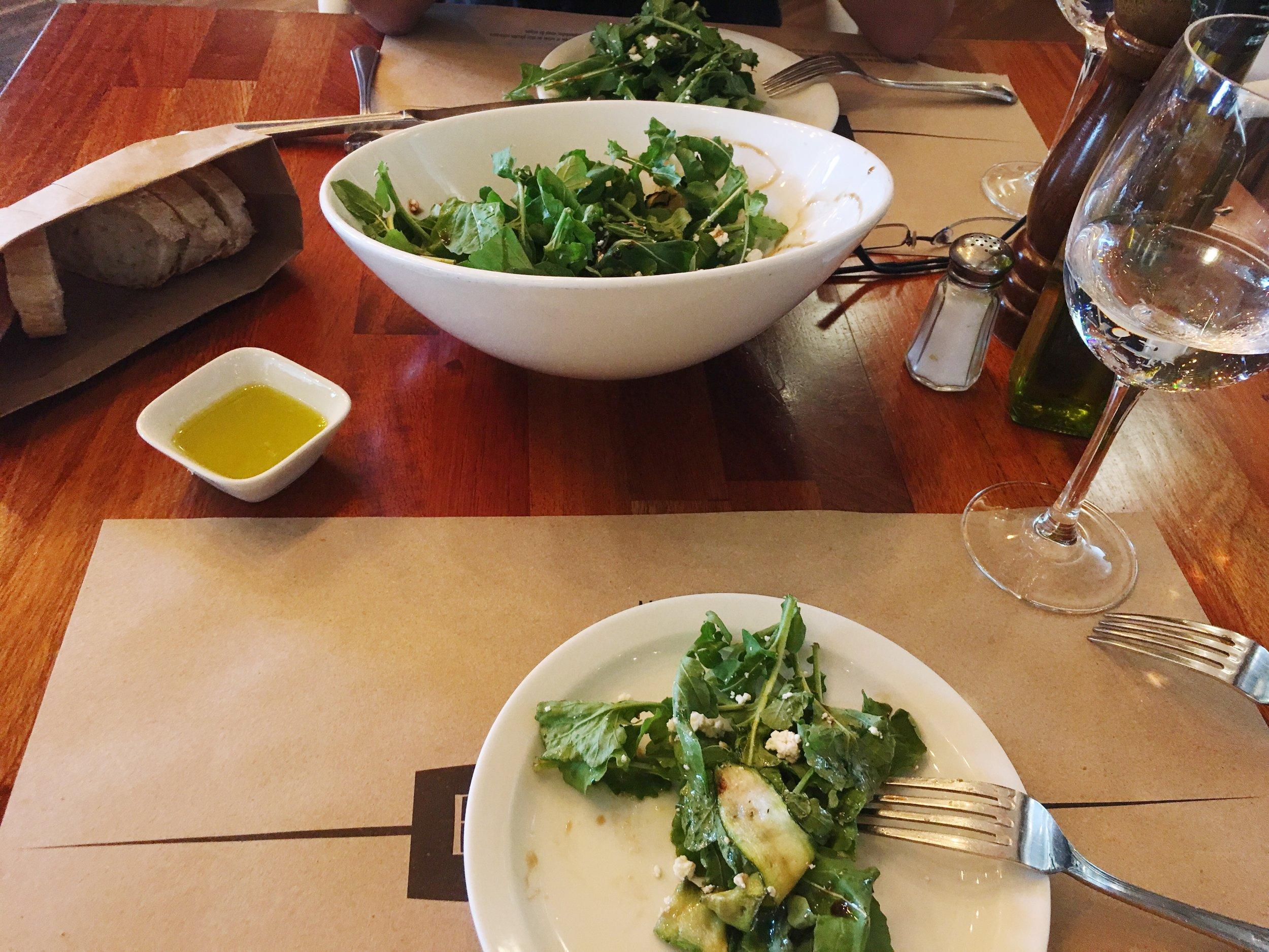 zucchini grigliato