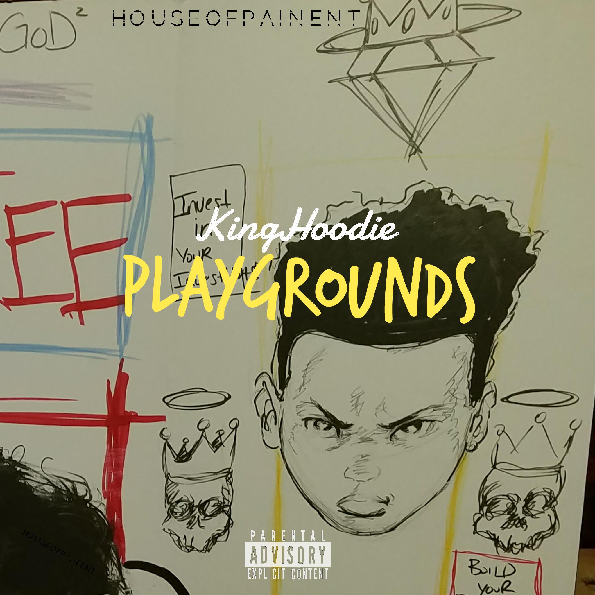 PLAYGROUNDS EP