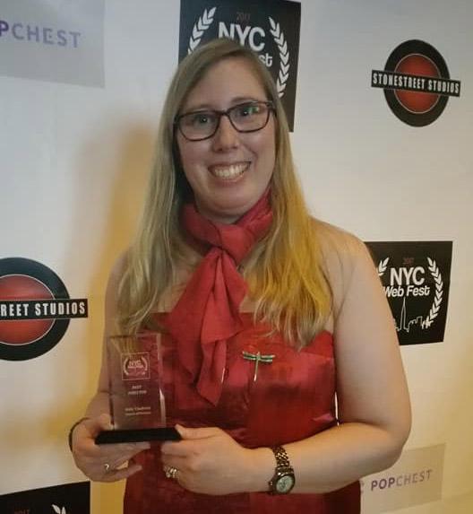 Winner: Best DirectorNYC Web Fest 2017 -