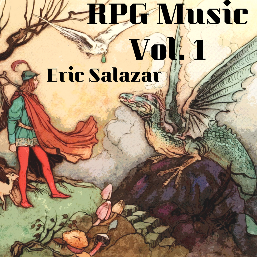 Looking for Music for D&D? - Check out my album!
