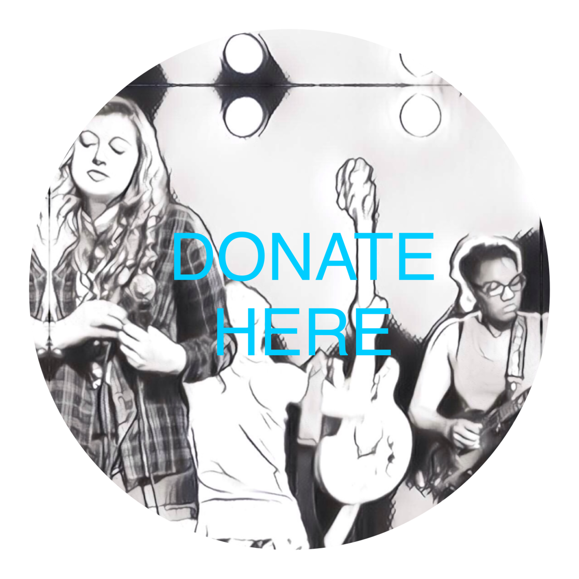 Make a one time donation or sign up to be a Sustainer by making reoccurring donations!
