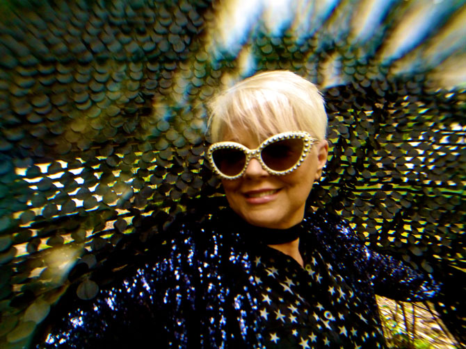 Photo Credit: Jeremy Ayers - Threats & Promises: Cindy Wilson Rocks for Girls Rock Athens, Heads to SXSW by Gordon Lamb