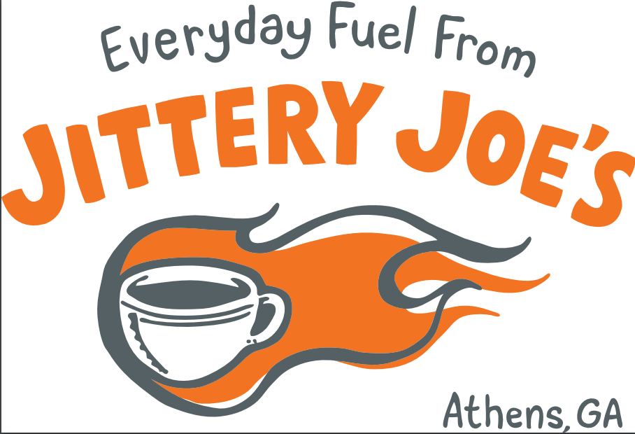 Jittery Joe's has provided coffee to keep our volunteers going, donated their space for our use, and provided scholarship for camp attendees! We can't thank them enough for their support of us and the Athens, GA community in general!