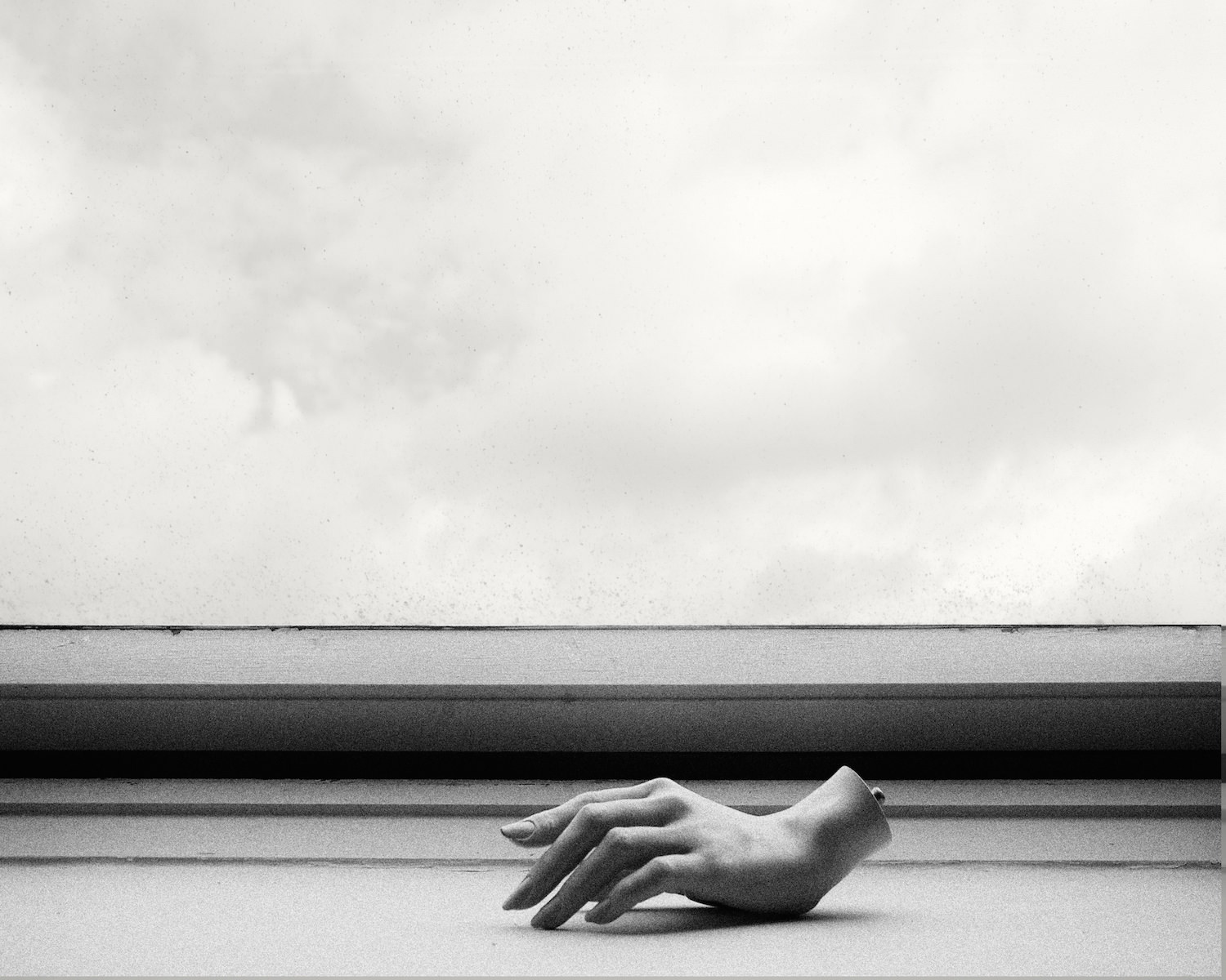 The Hand by Philip Sweeck