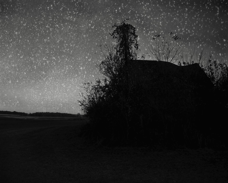 IOWA NIGHT, 2010 by Philip Sweeck