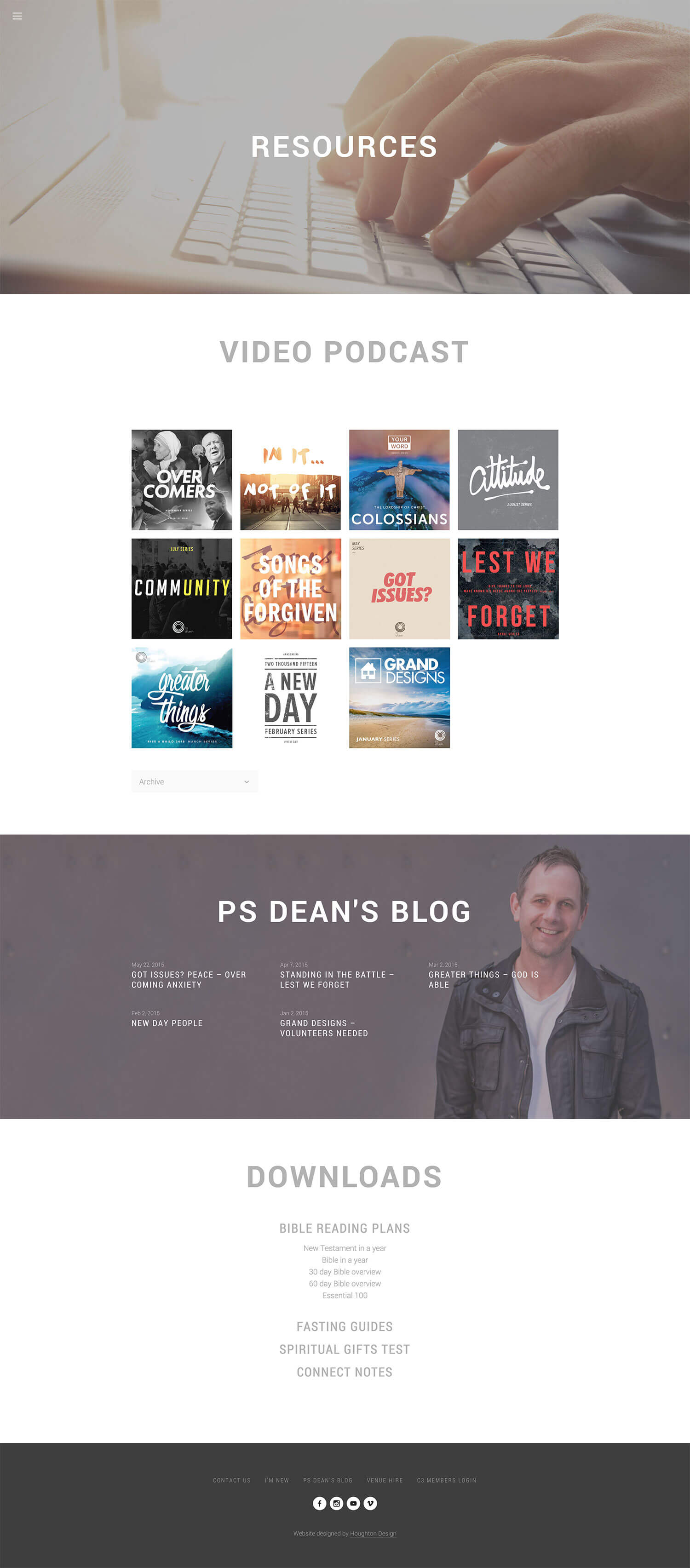 C3 Auckland - Resources page