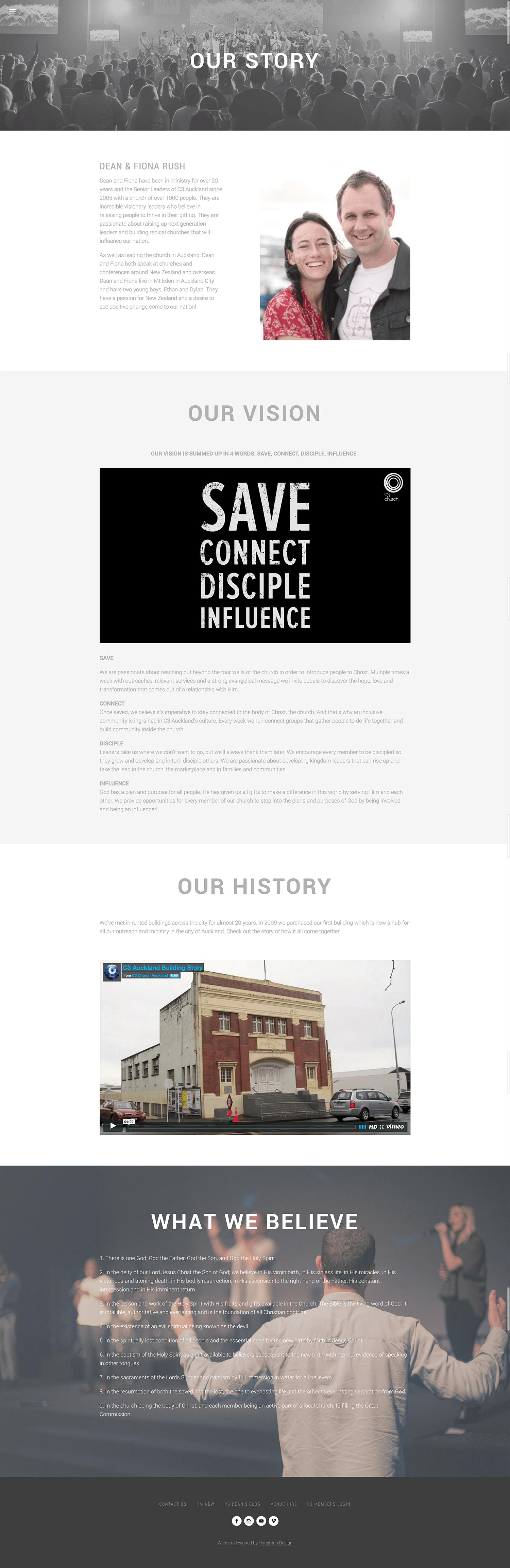 C3 Auckland - Our story
