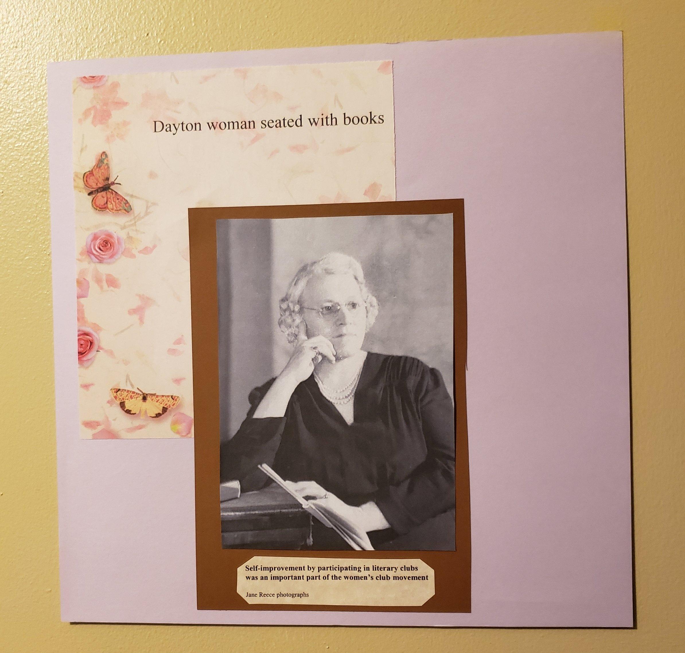 Dayton woman with books.jpg