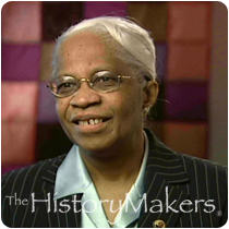 Dr. Margaret Peters; image and oral history available at https://www.thehistorymakers.org/biography/margaret-peters-41