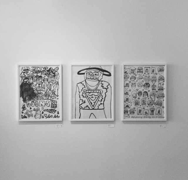 Galerie F solo show!
