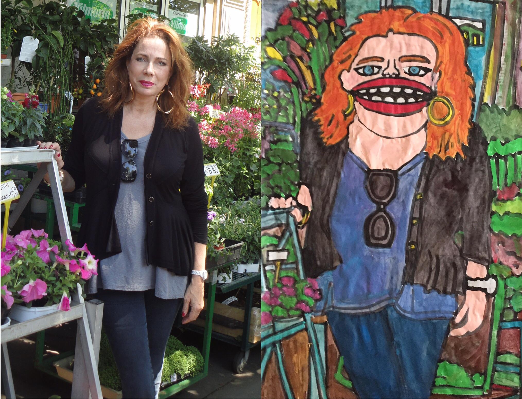 Susan Portrait, 2016.