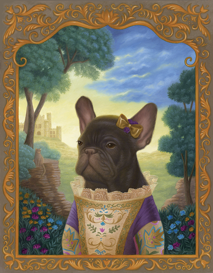 Henrietta, in Her Wildest Dreams