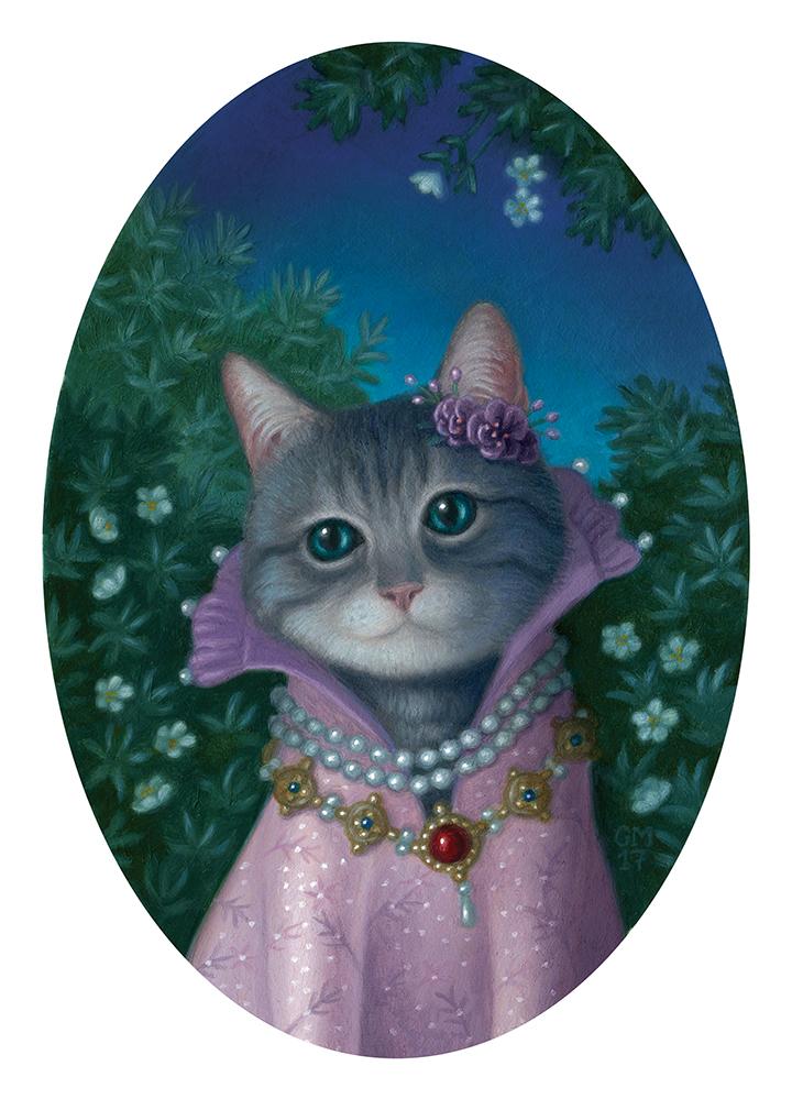 Cat_Kitty_Original_Art_Fantasy_Animal_Gina_Matarazzo.jpg