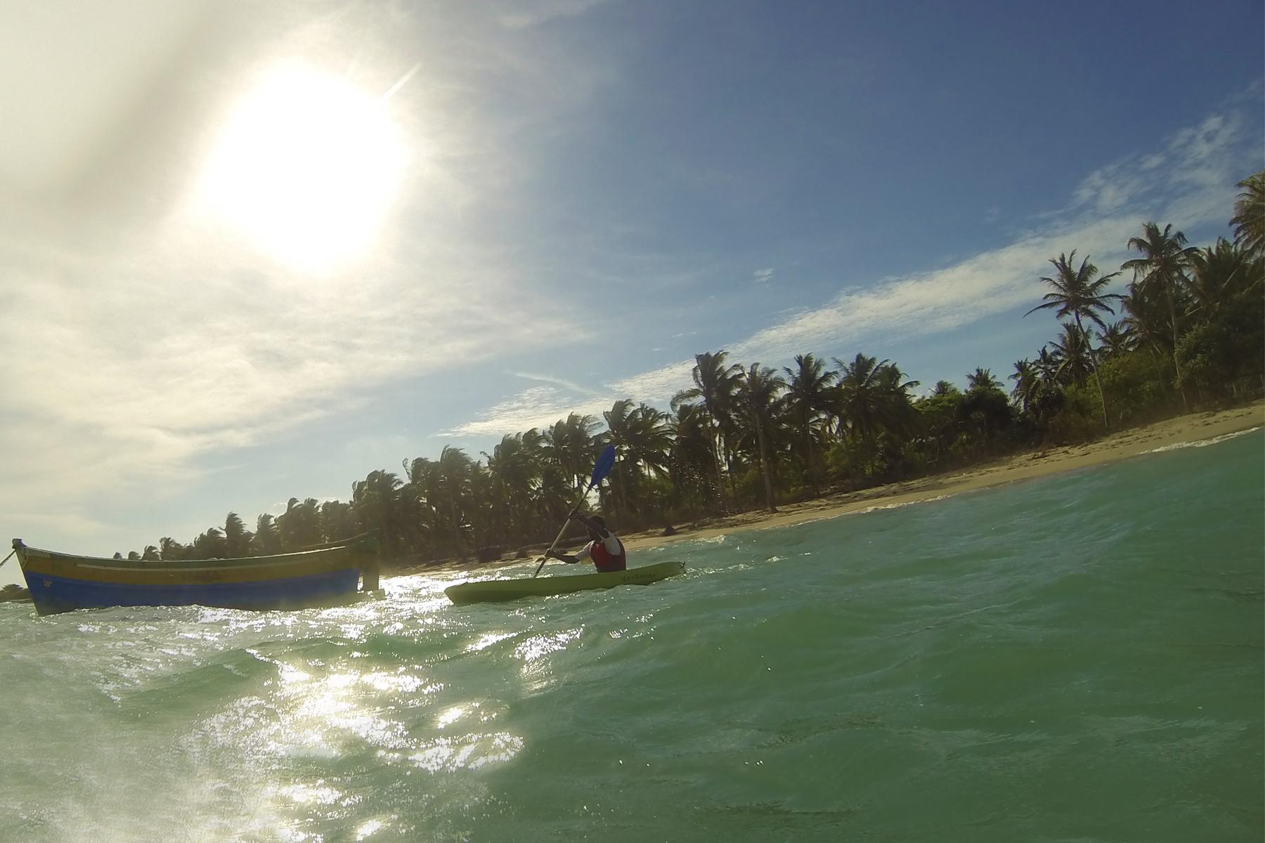Kayaking trip | Rameshwaram Island | India
