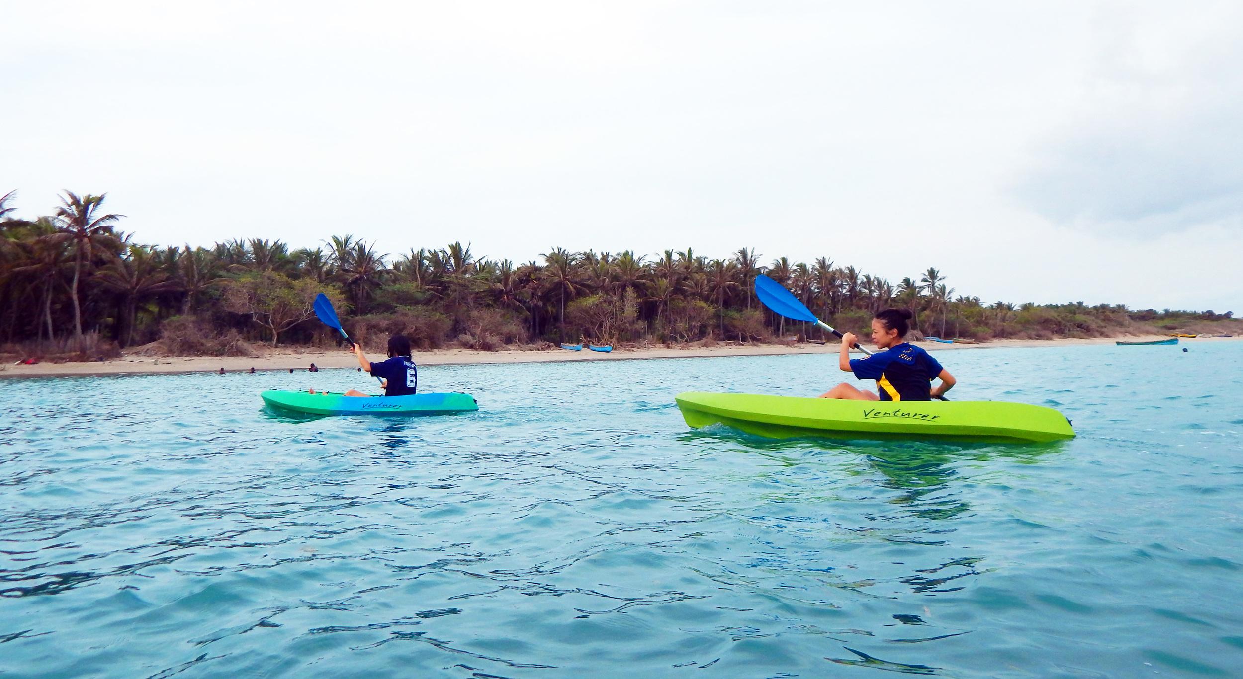 Best Kayaking get-away from Bangalore & Chennai | Tamil Nadu