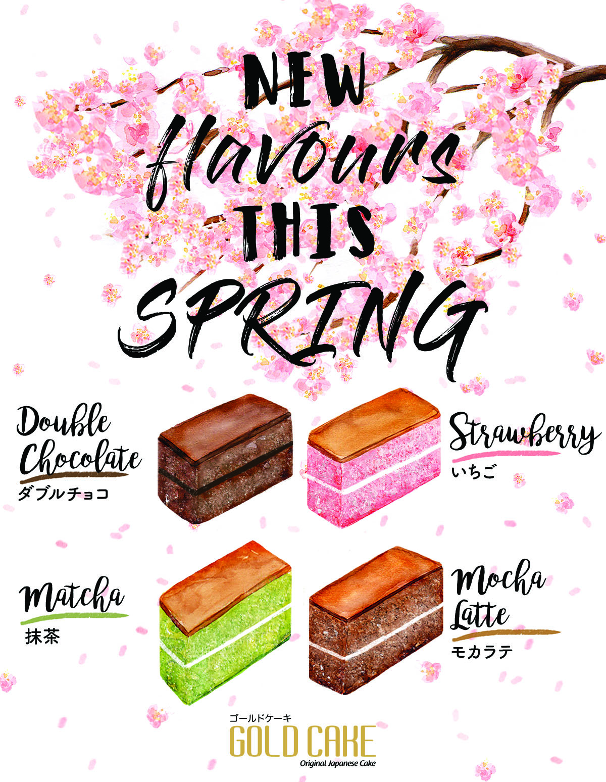 Spring Flavours Launch
