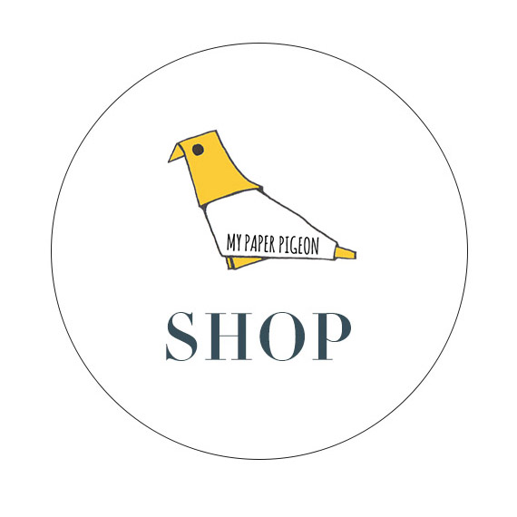 You can find most of the items in limited small-lot quantities at Pigeon's Shop now.