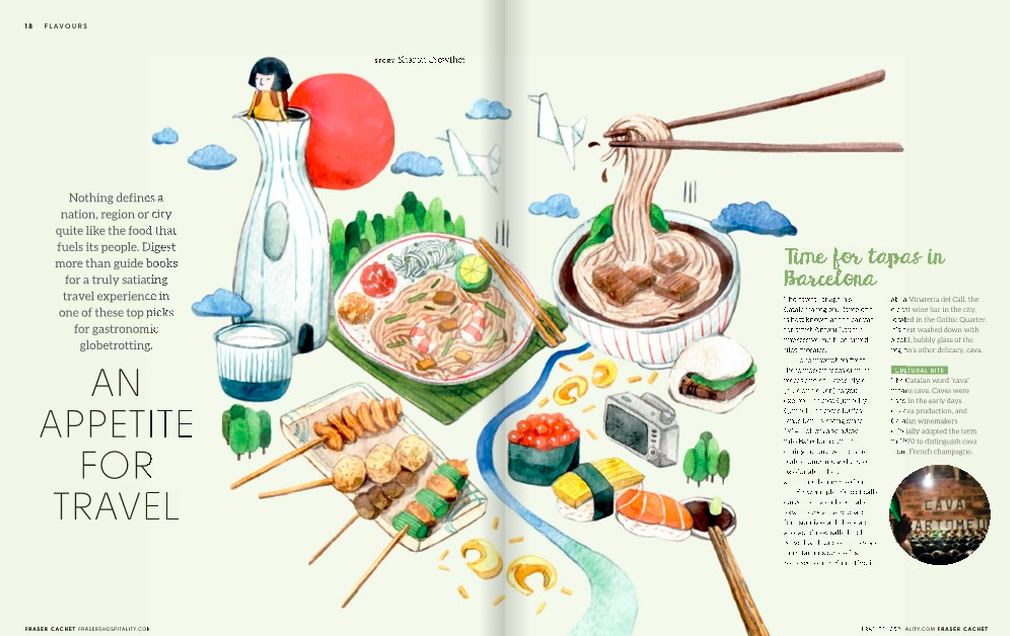 Frasers Hospitality - FRASER CACHET Magazine #31