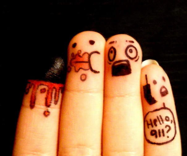 with 'friends' like these... | photo credit: flicker