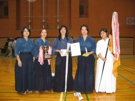 Martial Artist - Over 25 years of playing kendo I am currently 4th degree black belt. Even though I have won many tournaments including the one pictured here where I came in first in Women's Individual and team champion for Shibuya-ku in Tokyo, Japan. I have also placed first in Mumeishi 3's in London, East Coast Kendo Tournament, University of Toronto Tournament. But I cite some of my 3rd place team medals as being my favorite kendo moments. A few times I found myself on rag tag teams with members of assorted experience. But somehow we all came together as one and placed 3rd place beating out MUCH stronger teams. Teamwork is important to me. The sum of the parts are greater than the individual's strengths. That's how I look at a lot of my photoshoots. We are not all egos demanding to be number one on the set but to share what we do best.