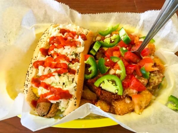 Dirty Frank's Hot Dog
