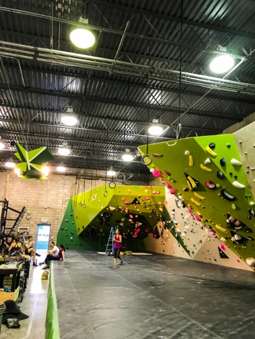 Kinetic Climbing and Fitness