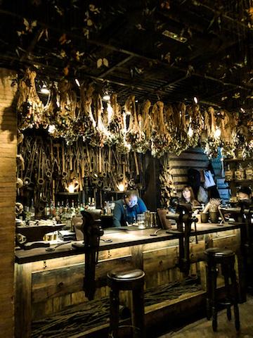Iron Fairies Bar.