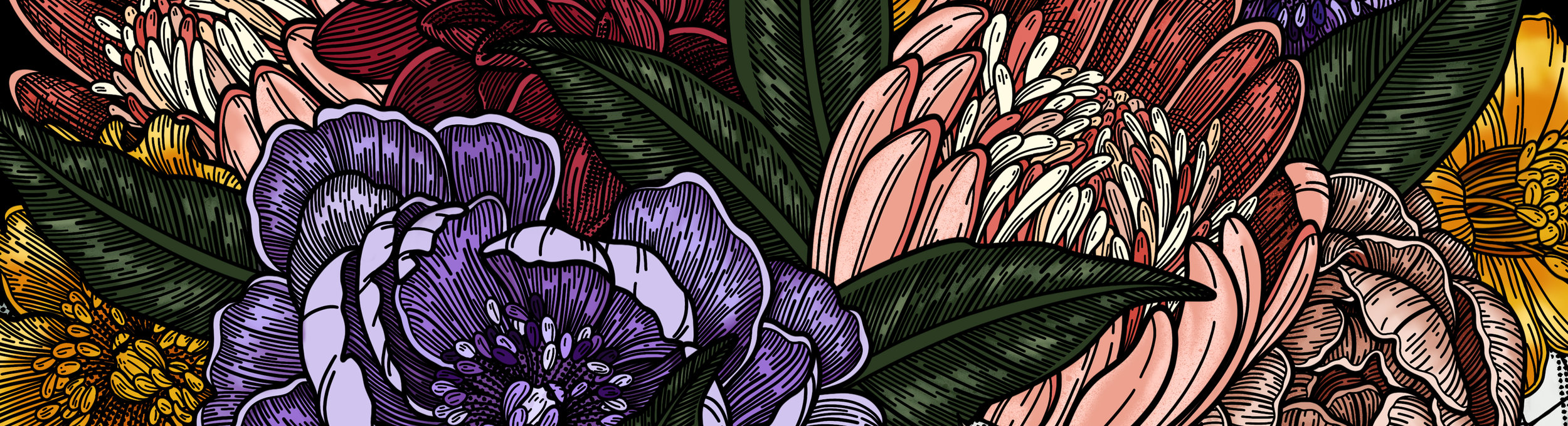 PRINT STUDIO - A lifestyle collection of botanical goods, inspiration, design, art, and custom work.