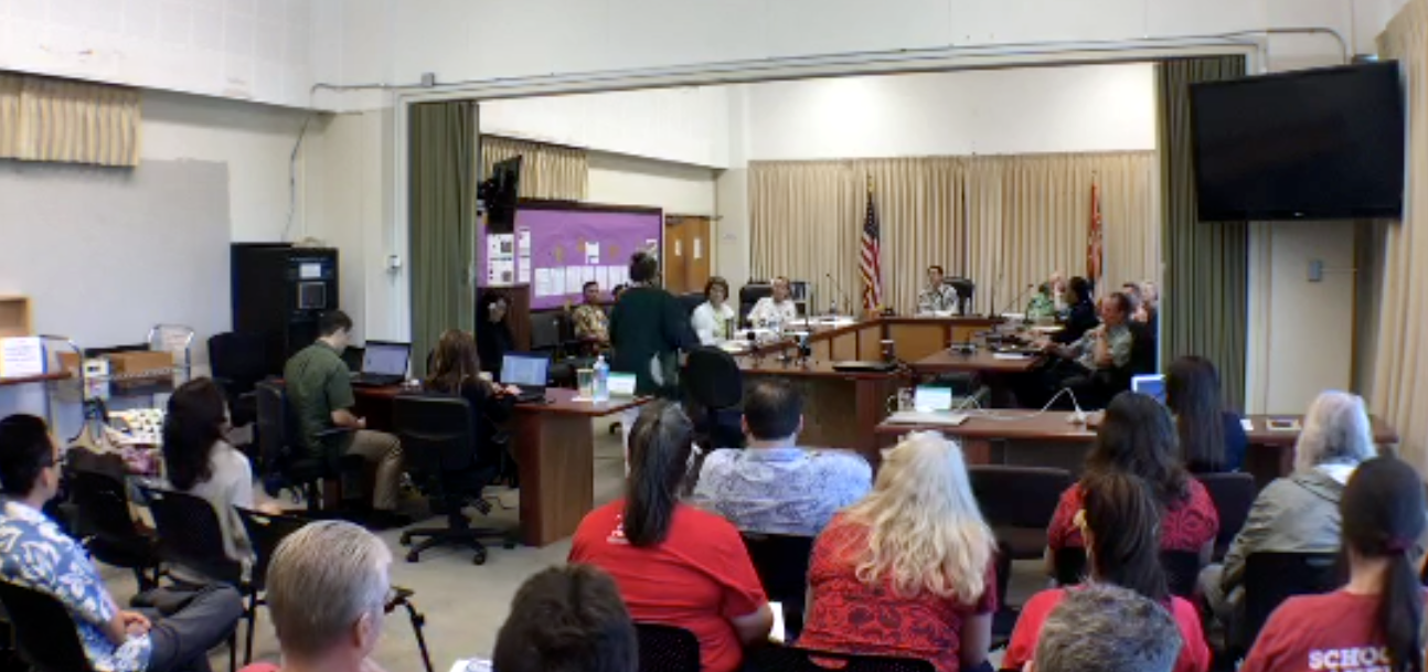 Hawaii Board of Education - Public Meeting Broadcast Recordingsprovided as a service to our community