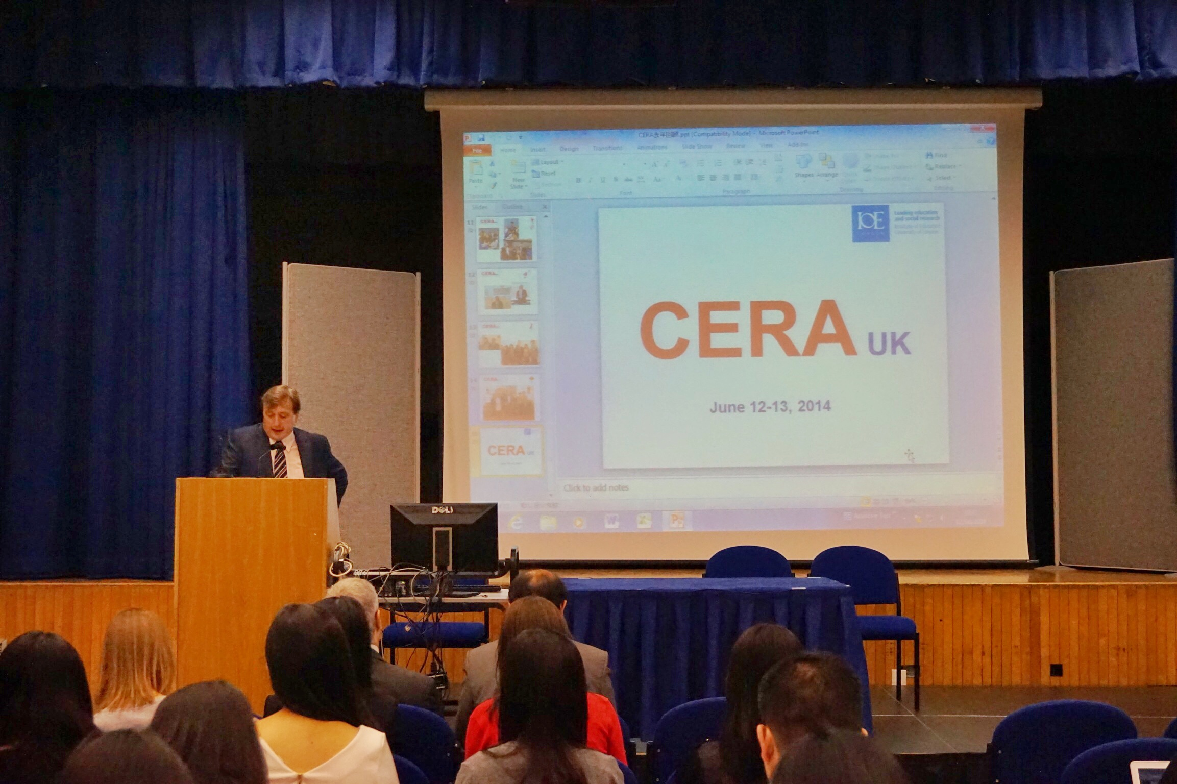CERA Conference 2014