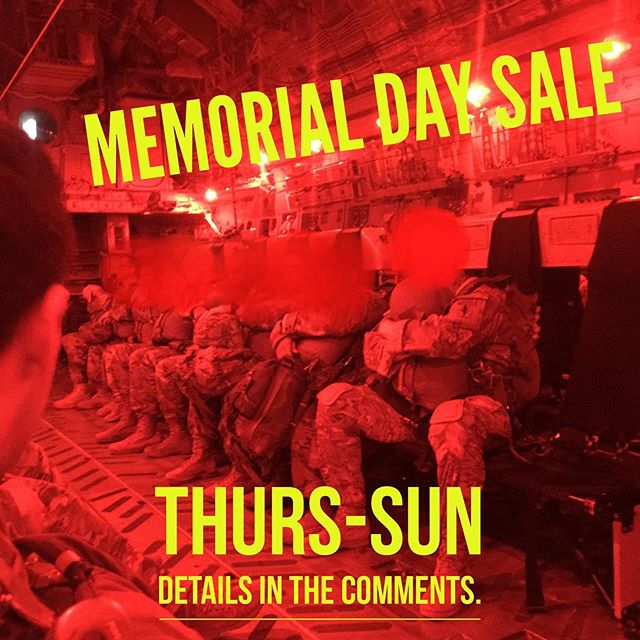 Thursday to Sunday get 10% off everything in the store, plus up to 50% off select items. Scroll right to see our latest addition for the USMC - the UnderCover clip, veteran owned and based out of Hawaii! #memorialdaysale #memorialdayweekend #memorialday #hawaiitactical #hawaiilife #sale #tacticalgear