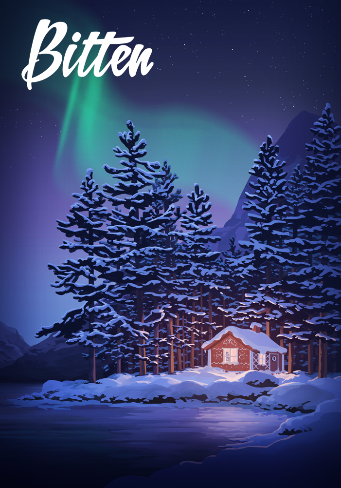 Cover illustration: Scandi Winter