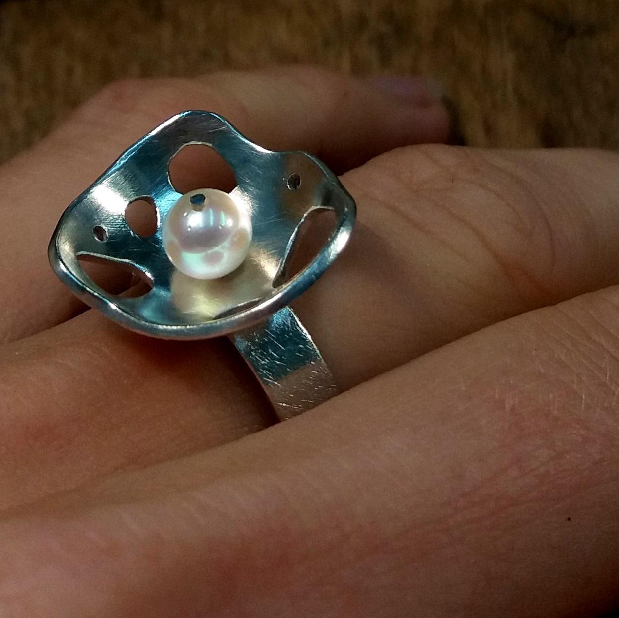 """Ring """"FloweRing"""""""