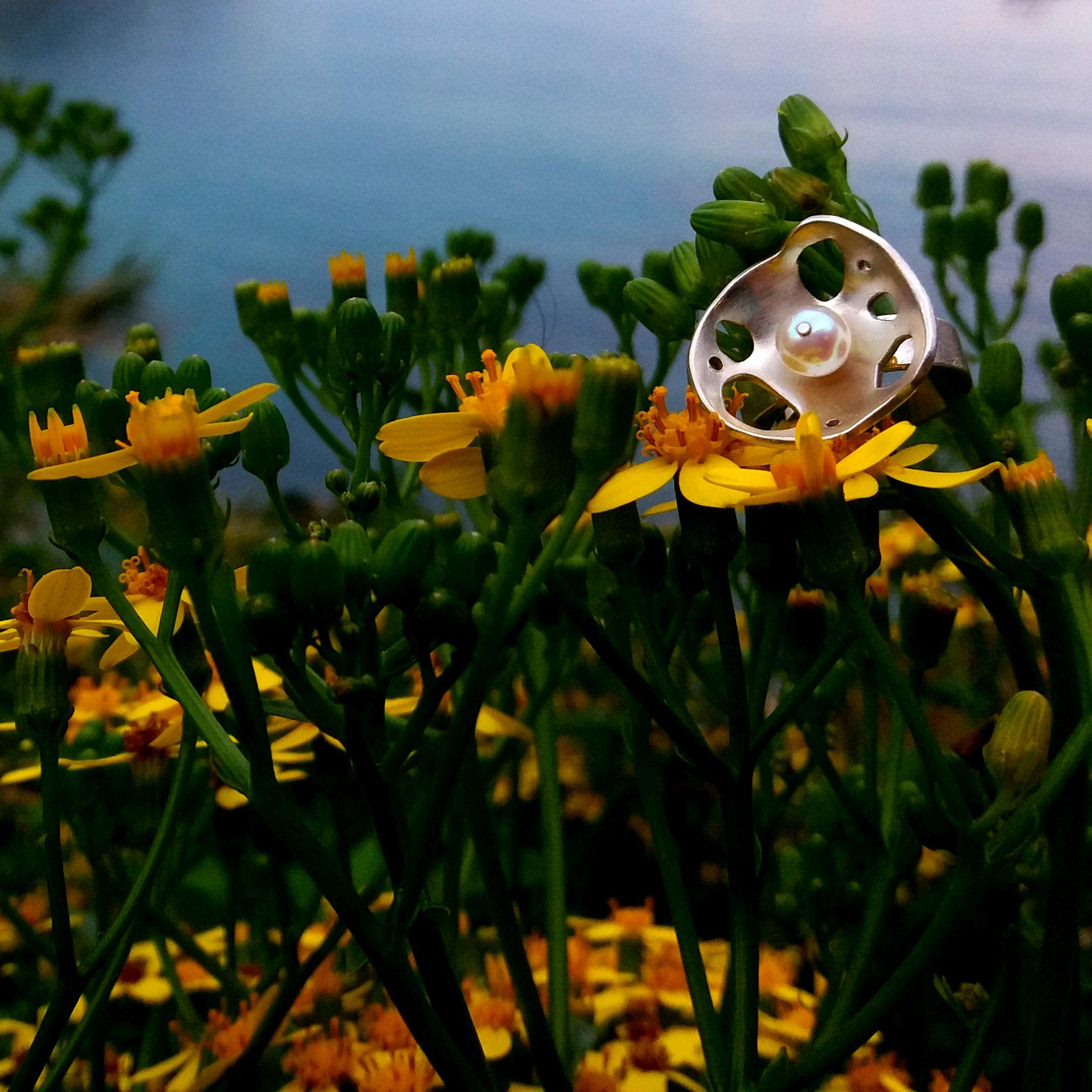 """Ring """"BlumeRing""""_Herbst Kollektion"""