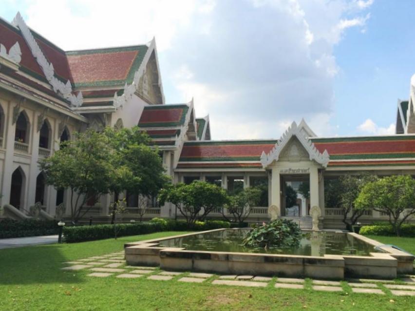 Yksi yliopiston monista kampuksista