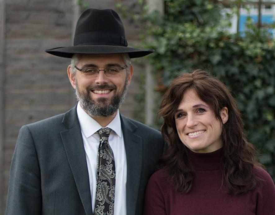 Yaakov and Yael Hamer                                                                                                        (c) Gideon Kay