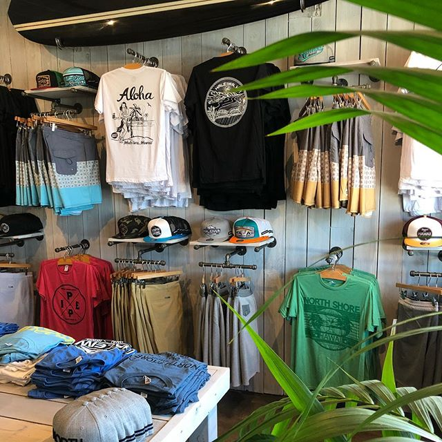 Some oldies & new new. Come check out our original tees & new stock @haleiwasurfboutique