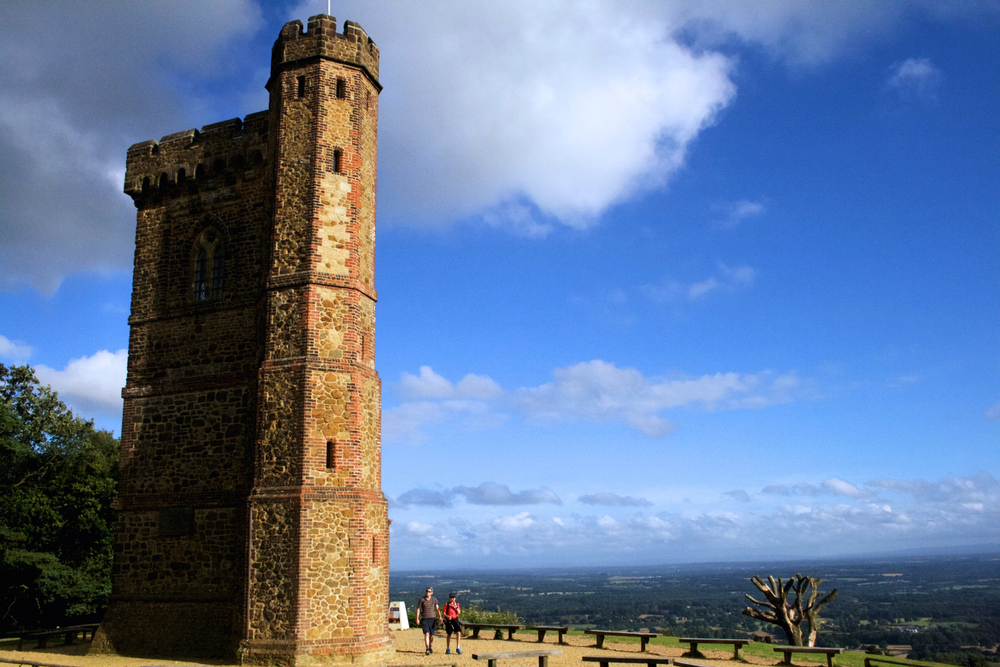 Leith Hill tower in the Surrey Hills  (Becky Malacorda/Shutterstock)