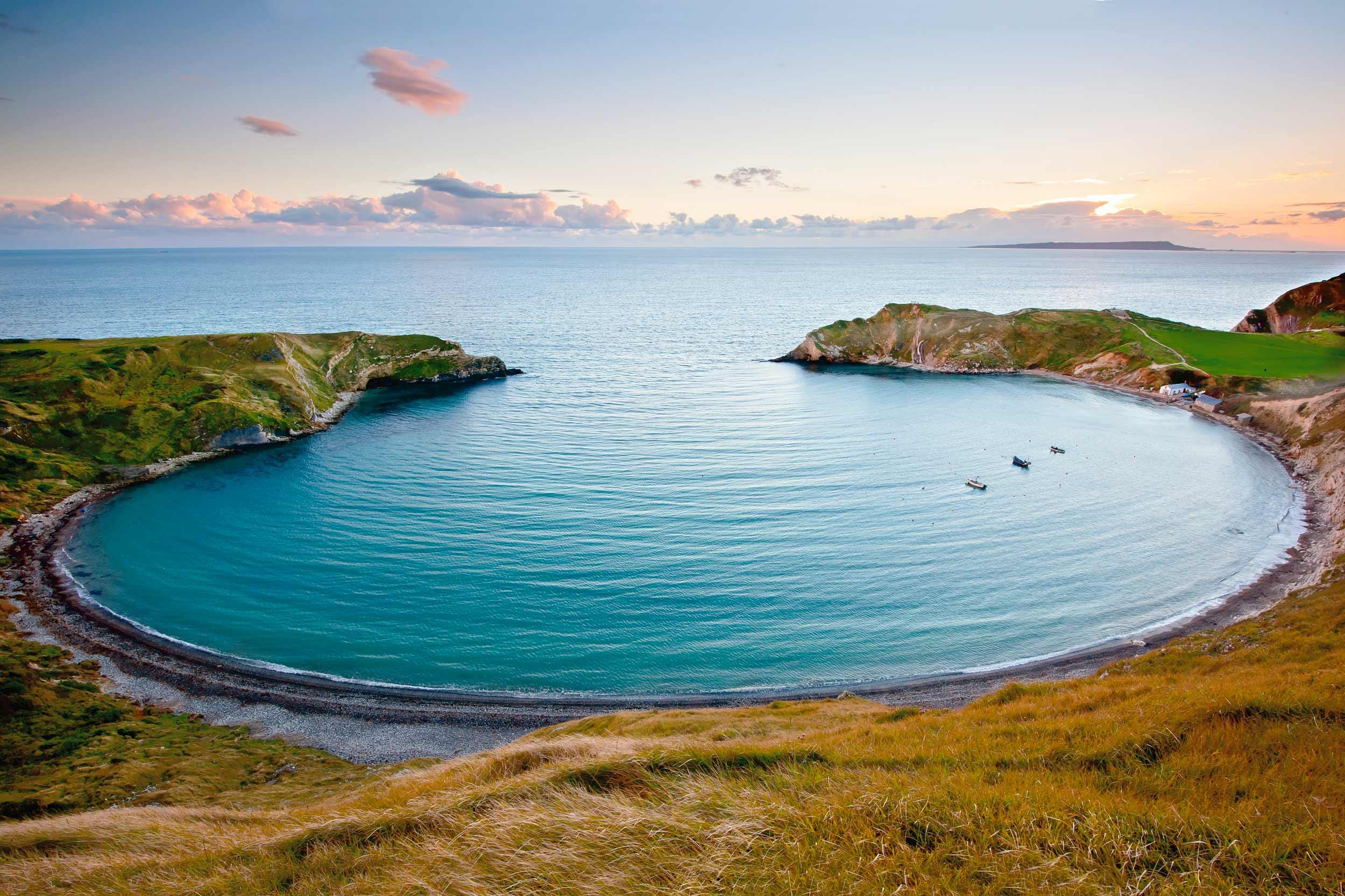 Lulworth Cove, Dorset  (Chris Button/Shutterstock)