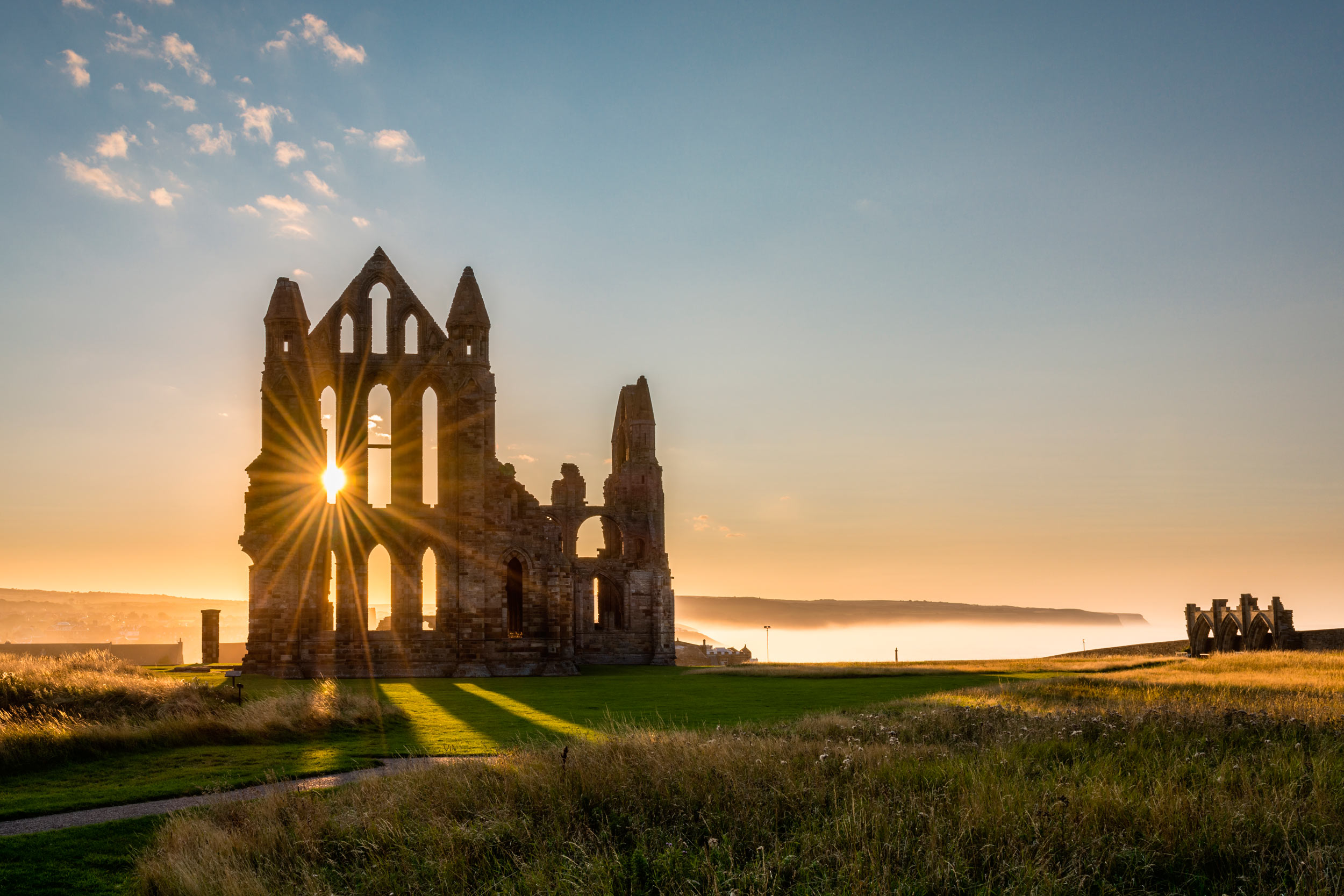 Whitby Abbey, North Yorkshire  (Dave Head/Shutterstock)