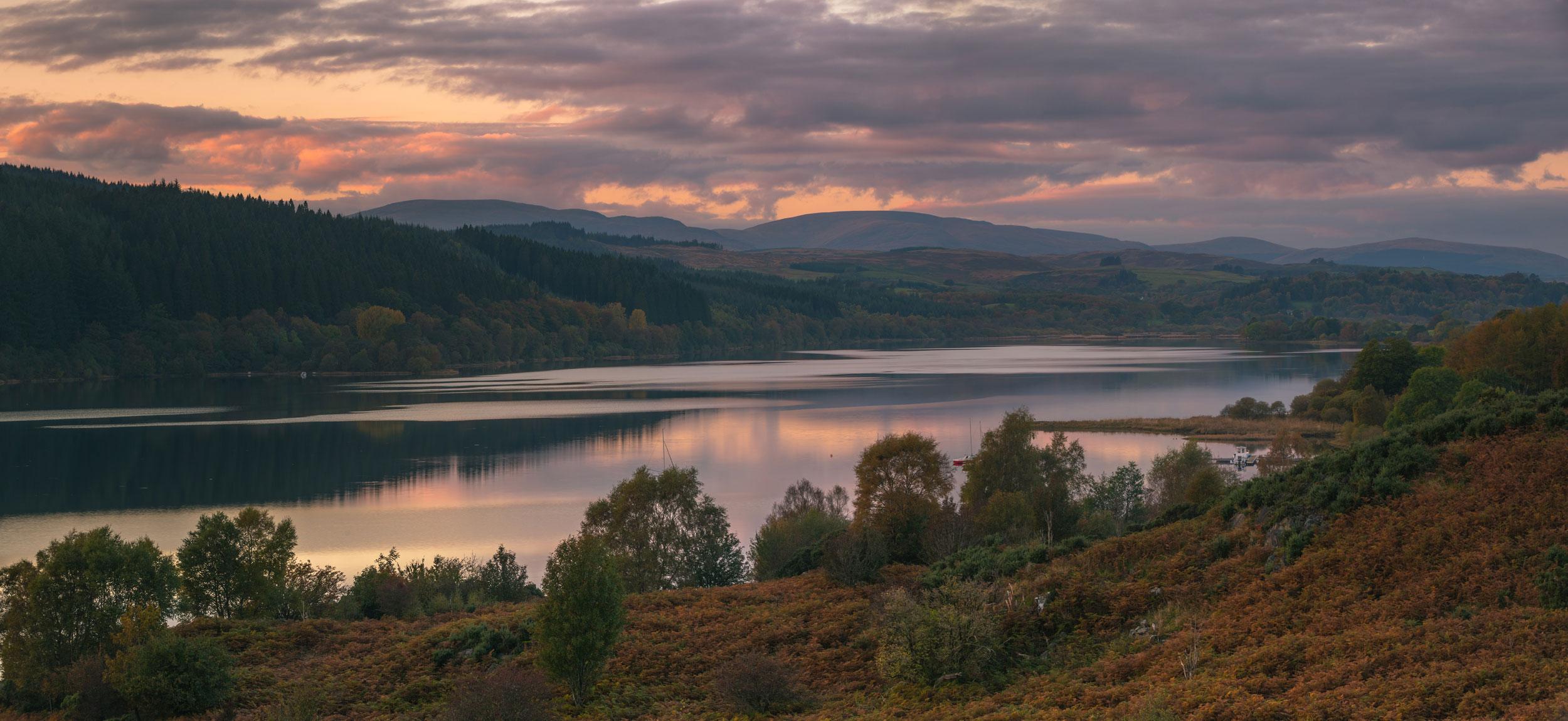 Lock Ken, Galloway Forest Park, Scotland  (  VisitScotland)
