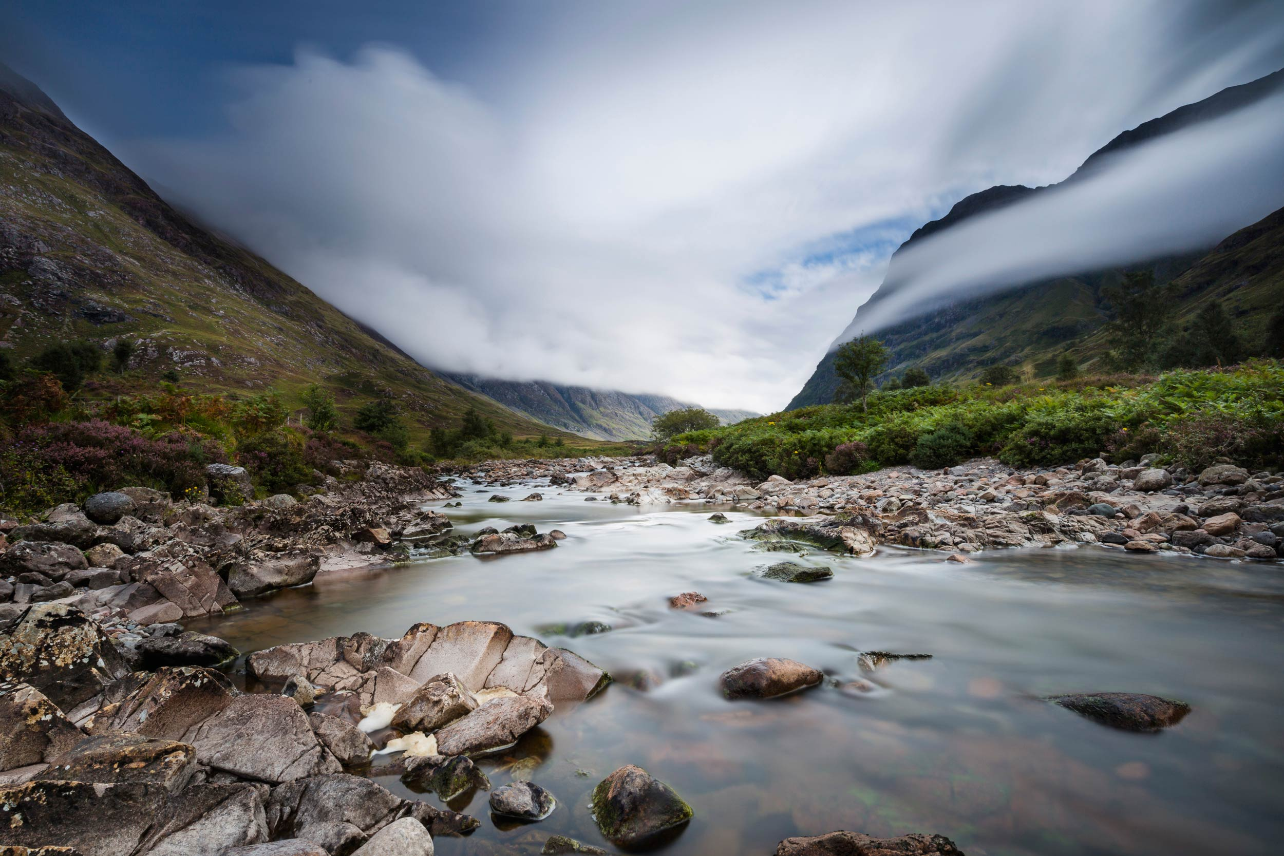 The River Coe by Signal Rock and An Torr  (VisitScotland)