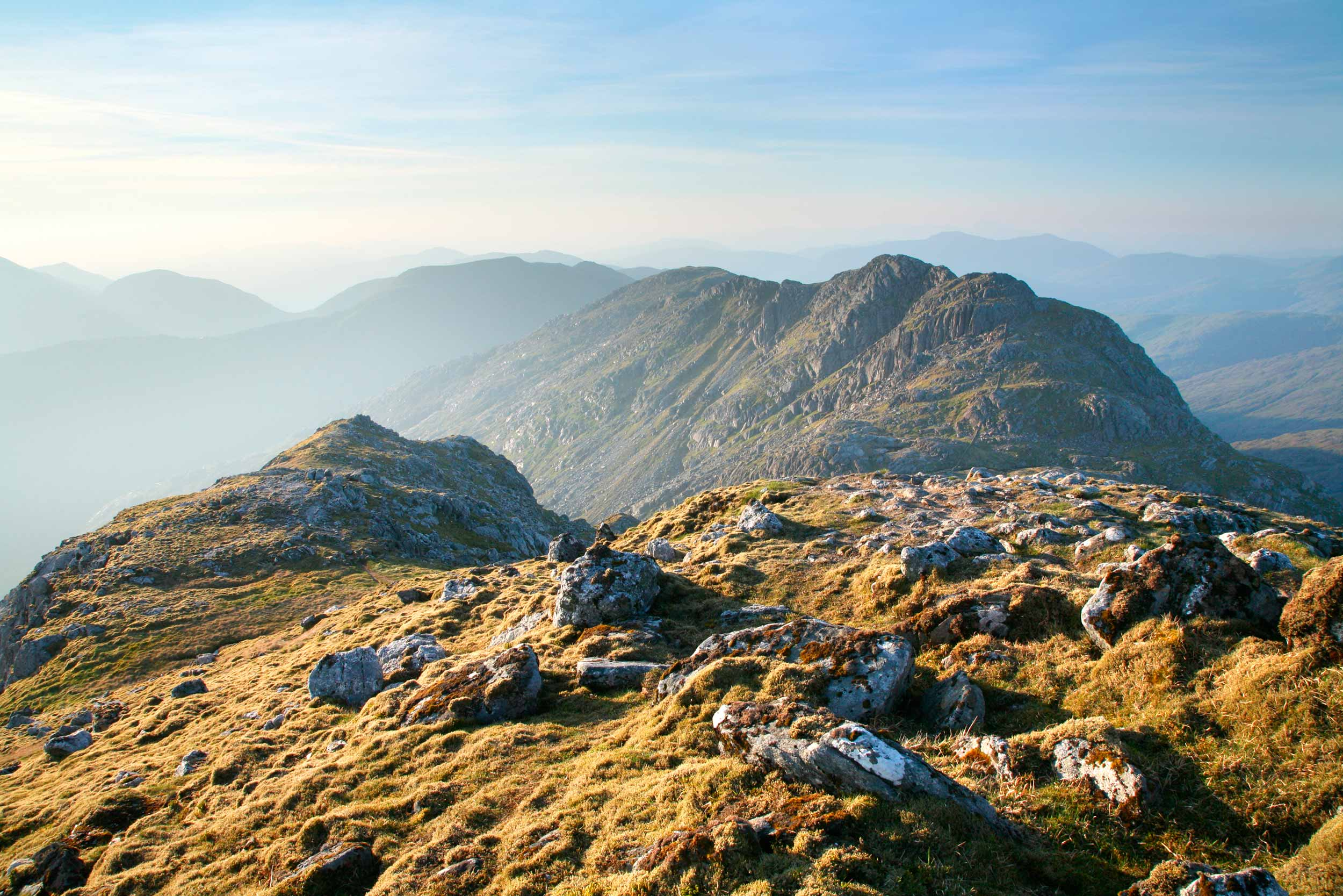 Knoydart is one of the remotest parts of Britain, and has some nice hills too  (N Mrtgh/Shutterstock)