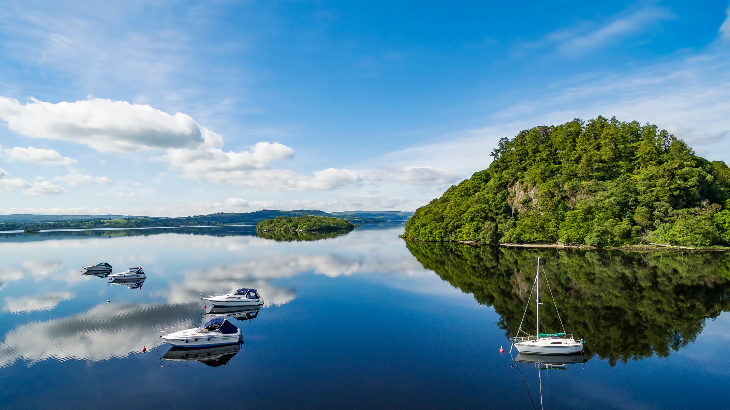 Balmaha, Loch Lomond  (VisitScotland)