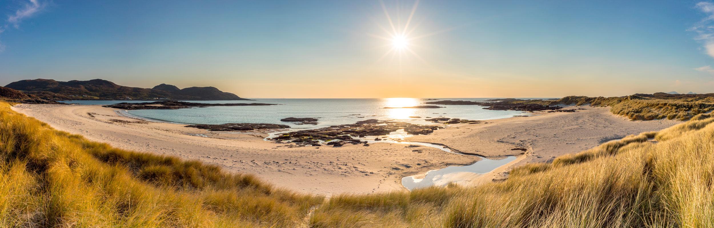 Sanna Bay,Ardnamurchan, Scotland  (Adam Major/Shutterstock)