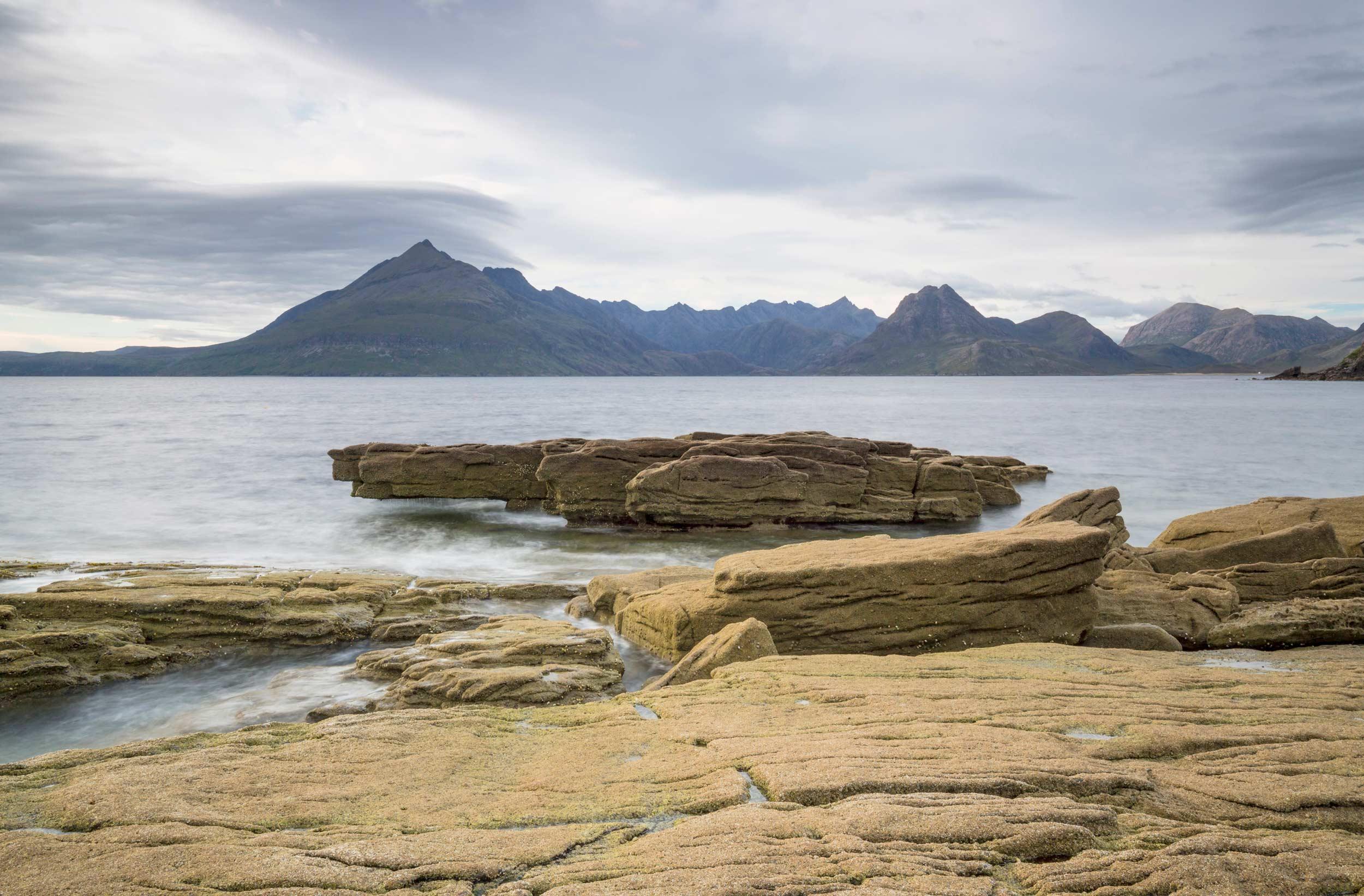 Elgol, Skye - towards the Cuillins  (  VisitScotland)