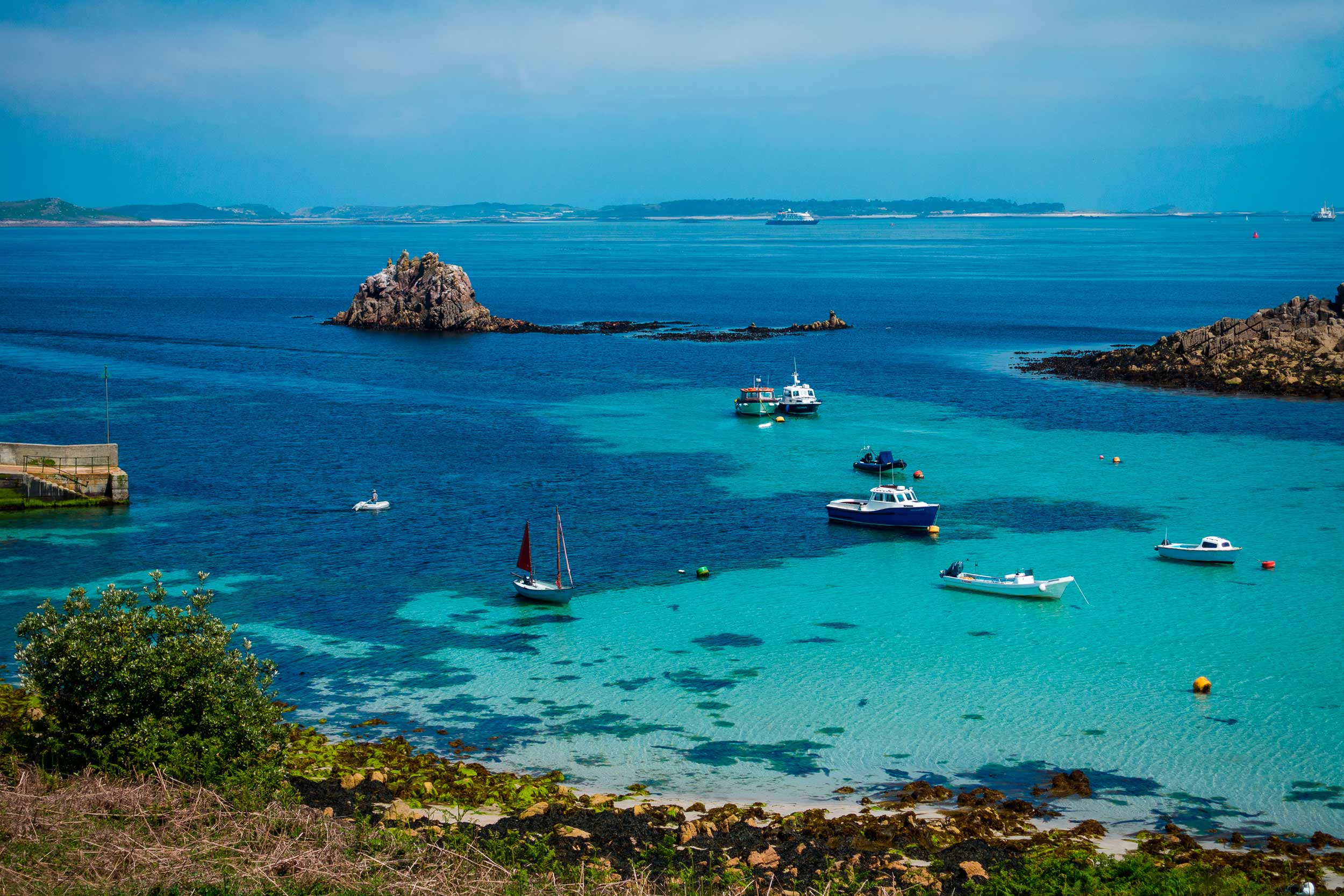 The Scilly Isles