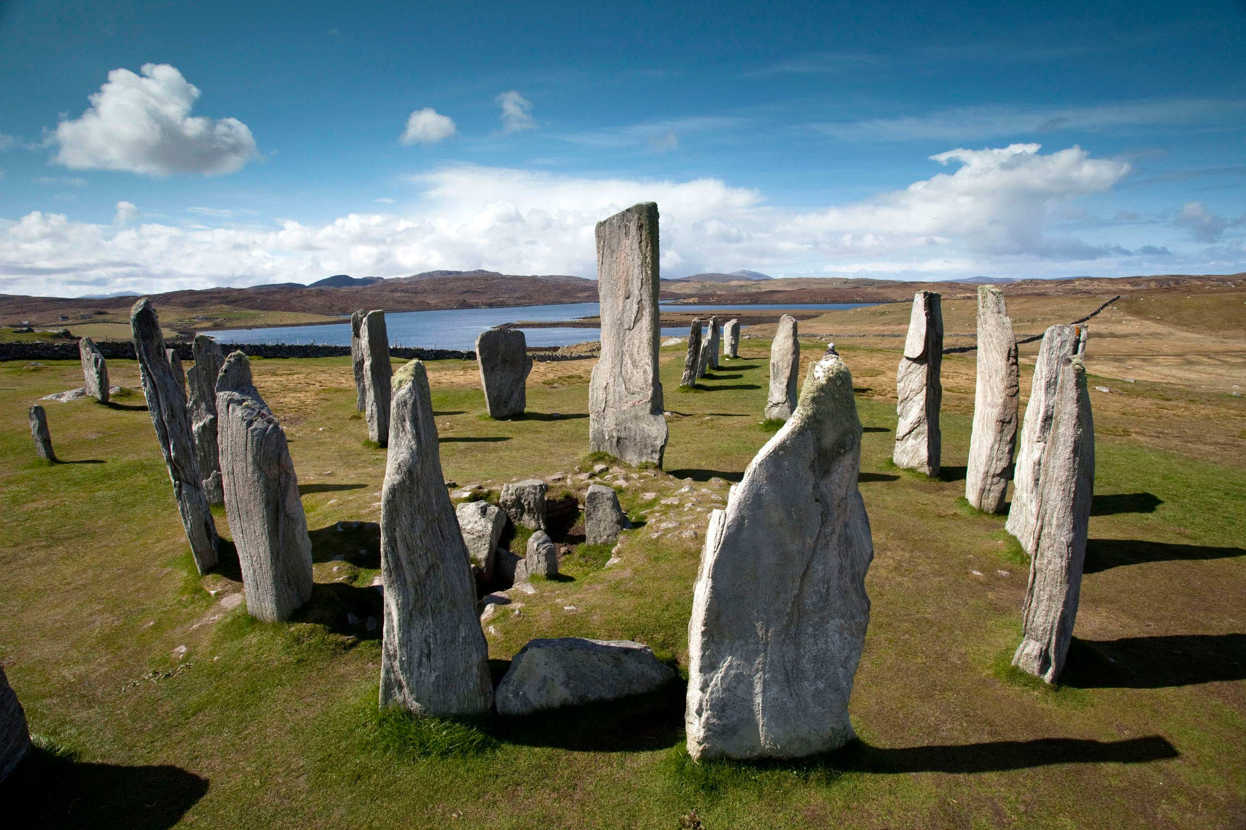 Callanish Standing Stones, Lewis, Outer Hebrides  (VisitScotland)