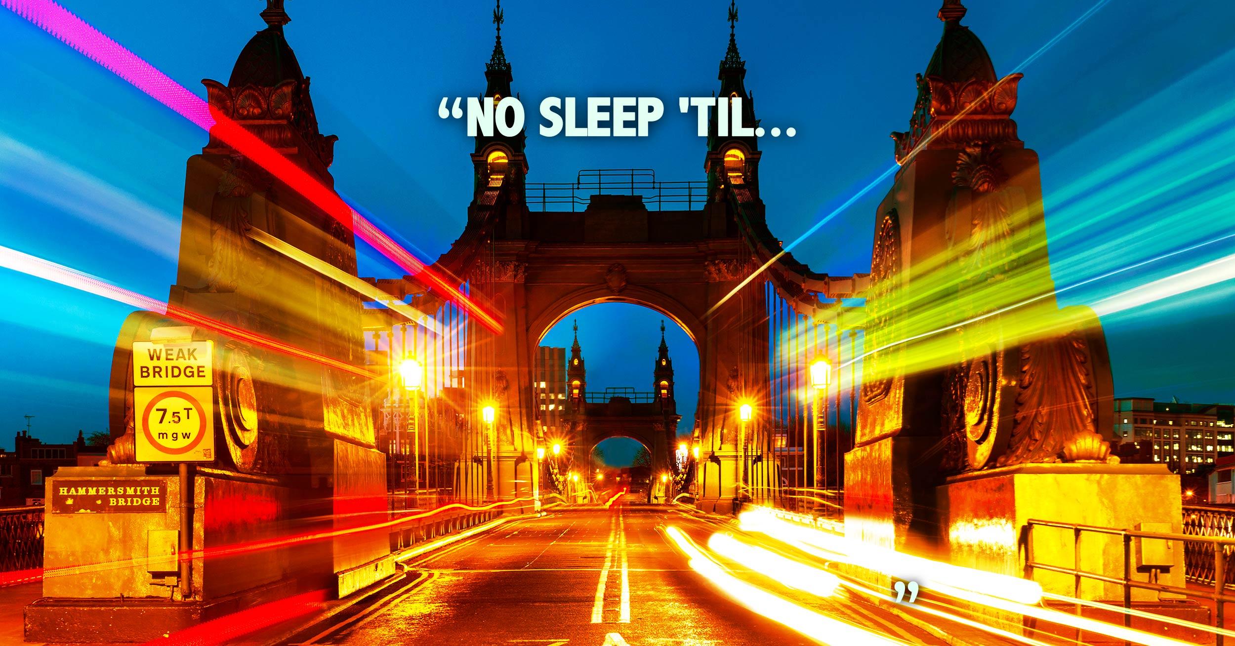 Hammersmith, inspiration for Motörhead, the Clash and Ian Dury (Shutterstock / Rainprel)